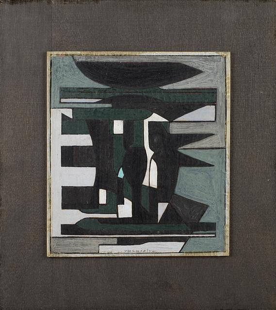 Victor Vasarely, 'Prividje', 1952, Il Ponte