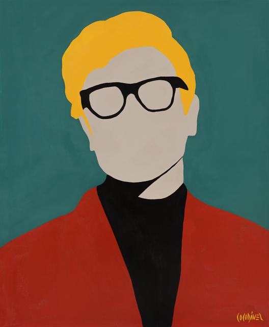 , 'Michael ,' 2019, Maddox Gallery