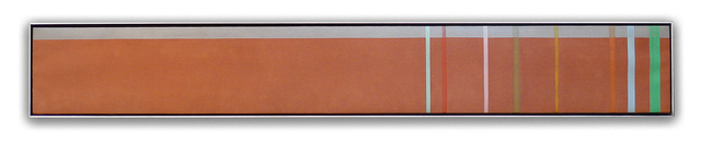 Kenneth Noland, 'Manx', 1972, Nikola Rukaj Gallery