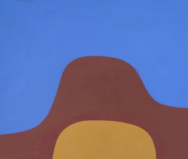 , 'GOLD SLUMP,' 2018, Gallery Fritz