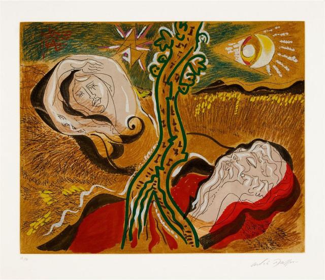 André Masson, 'no title', 1979, Le Coin des Arts