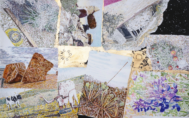 , 'Gold Mine,' 2017, Artspace111