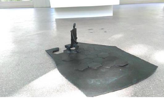 João Maria Gusmão & Pedro Paiva, 'Where Will The Little Green Man Be Next?', 2015, Cristina Guerra Contemporary Art