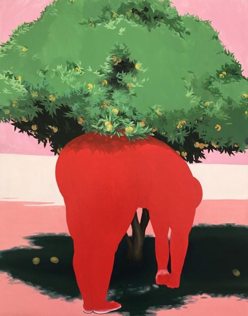 , 'UNTITLED (A LEMON TREE IN VICTORVILLE),' 2018, Zevitas Marcus