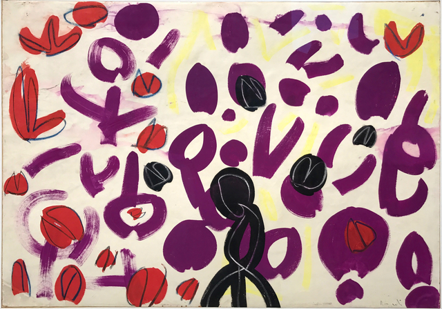 , 'Untitled,' 1953, Bugno Art Gallery