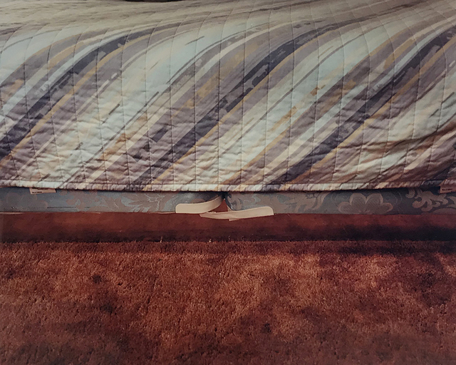 Lisa Kereszi, 'Two Beds, Granby Motel, Conn.', 2001, ClampArt