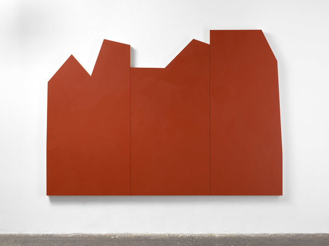 Imi Knoebel, 'Centrum 5', 2012 / 2020, Painting, Acrylic / wood, von Bartha