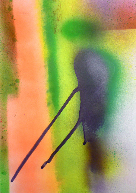 , 'Über Malerei 201,' 2010, PRISKA PASQUER