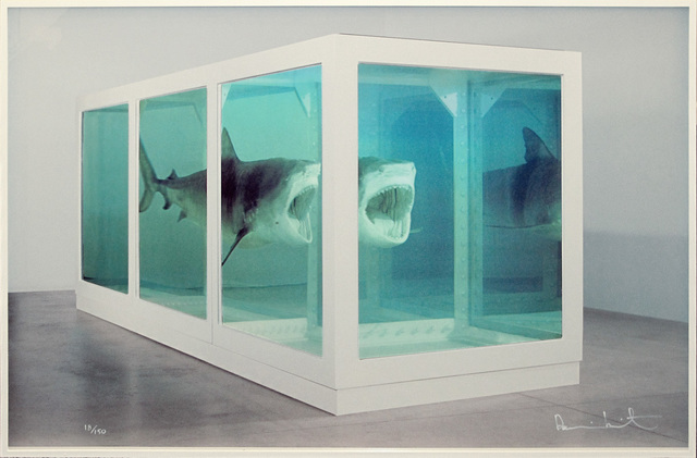 Damien Hirst, 'The Physical Impossibility of Death in the Mind of Someone Living', 2013, Hamilton-Selway Fine Art