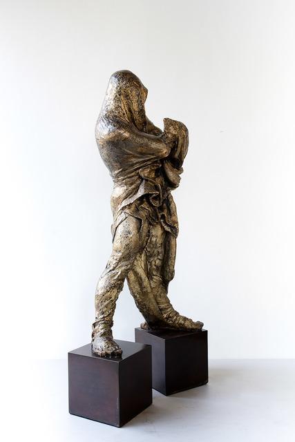 , 'Envuelto I,' 2014, Terreno Baldío