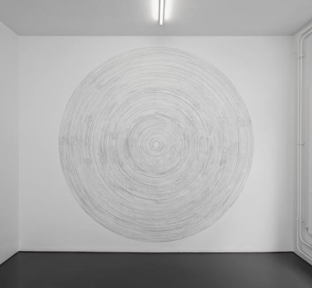 , 'Crop circle,' 2016, Galerie Laurence Bernard