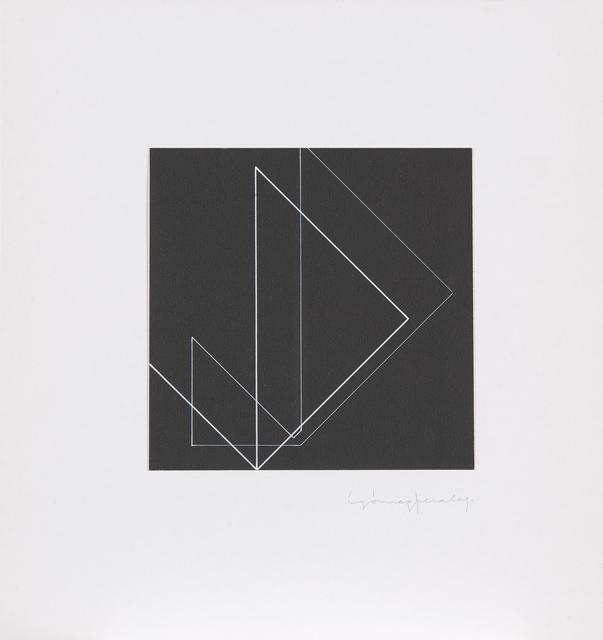 , 'Untitled,' , GALERÍA JOSÉ DE LA MANO