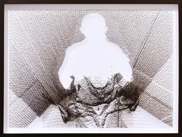 , 'Tilda Pixel,' 1999, Anglim Gilbert Gallery