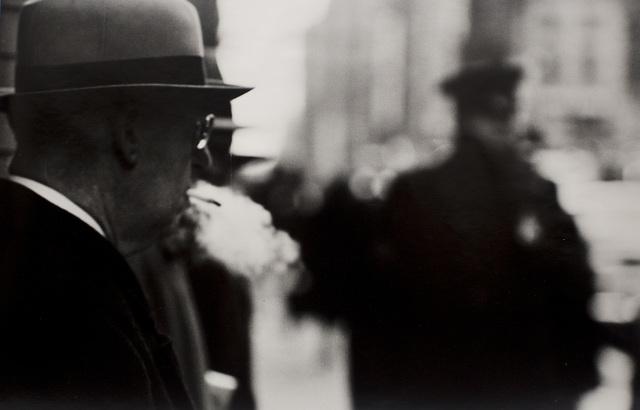, 'Shadow Man,' 1957, Bruce Silverstein Gallery