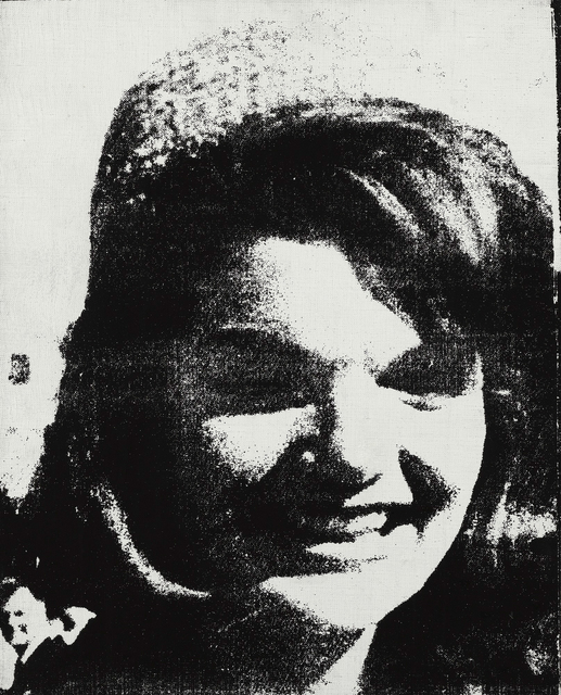 Andy Warhol, 'Jackie', 1964, Sotheby's: Contemporary Art Day Auction
