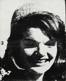 Andy Warhol, 'Jackie,' 1964, Sotheby's: Contemporary Art Day Auction
