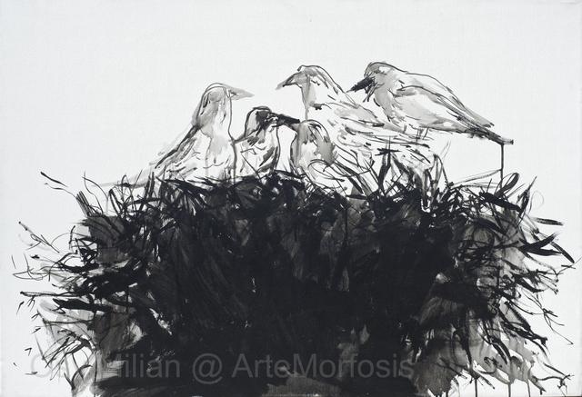 , 'Birds,' 2016, ArteMorfosis - Galería de Arte Cubano