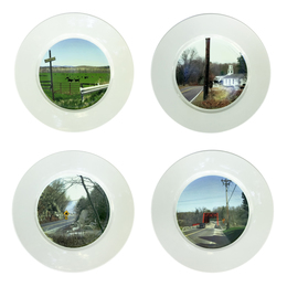Pataukunk, Mohonk, Kipplebush, and High Falls, NY Plates