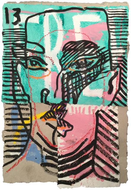 , 'Free No.13,' 2015, Tiwani Contemporary