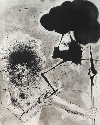 Salvador Dalí, 'Jupiter (Zeus)', 1964, Puccio Fine Art