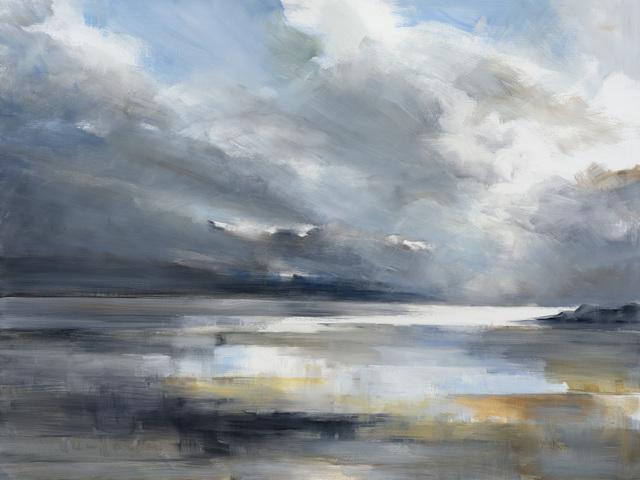 , 'Moment after Rain, Loch Fyne,' 2017, Thackeray Gallery