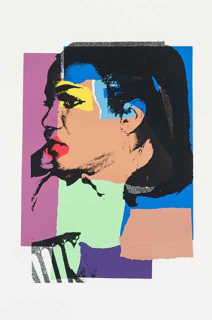 Andy Warhol, 'Ladies & Gentlemen Portrait (F&S.II.129)', 1975, Larsen Gallery