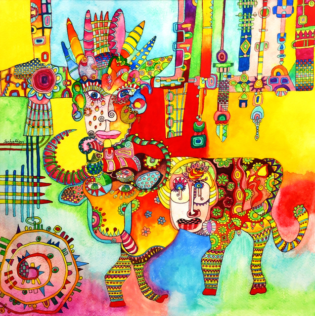 , 'Indian - L'indien,' 2016, Galerie Artefact