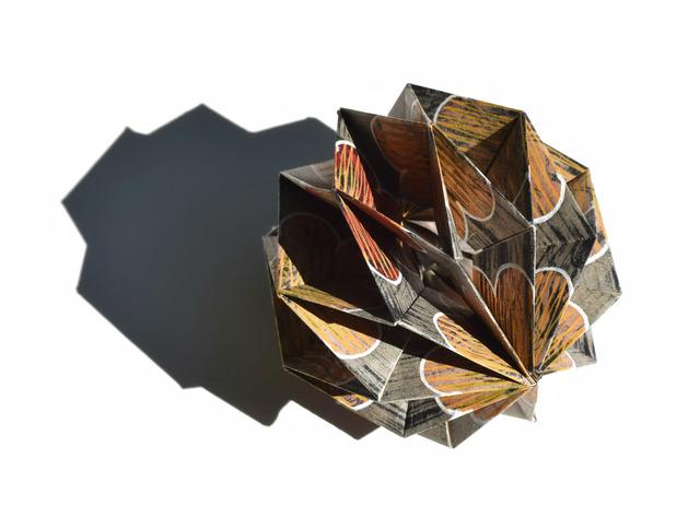 , 'Cosmos: Granite,' 2017, BoxHeart