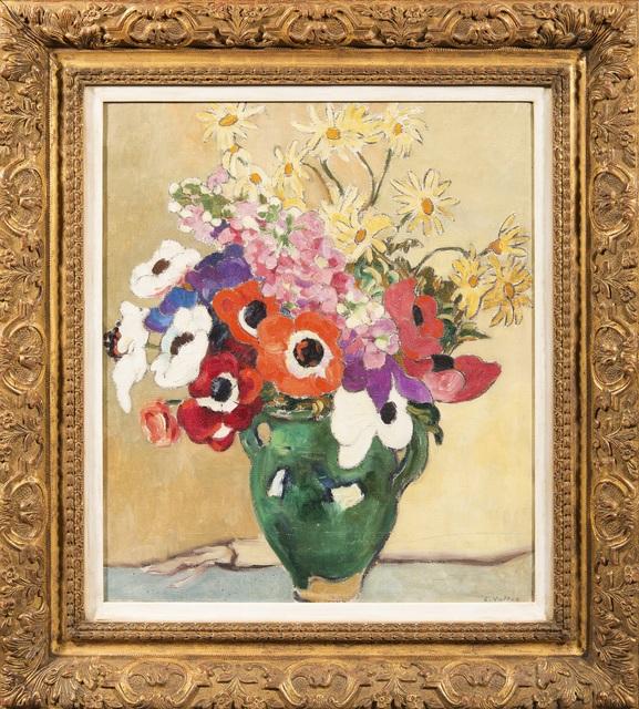 , 'Bouquet de Fleurs,' , Trinity House Paintings