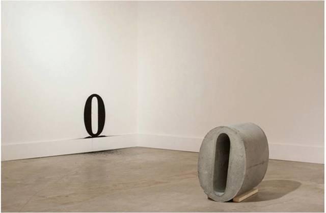 , 'O,' 2012, AM Galeria de Arte