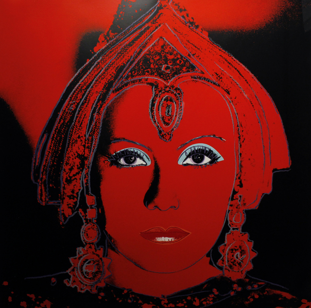 Andy Warhol, 'The Star (FS II.258)', 1981, Gormleys Fine Art