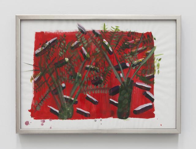 , 'Behang,' 2016, Tatjana Pieters