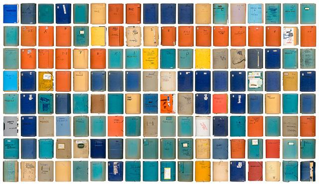 , 'Contact,' 2007-2012, La Forest Divonne