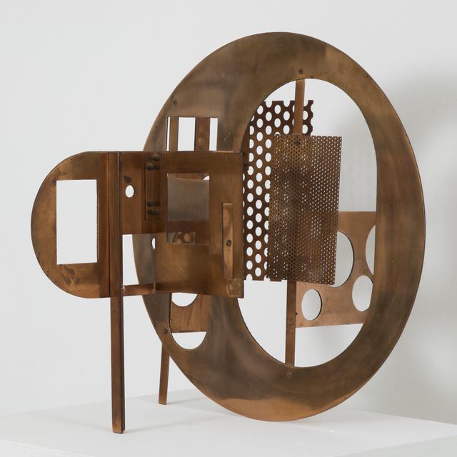 Nicolas Schoffer, 'lux 11', 1960, Sculpture, Sculpture acier cuivré, Galerie Denise René