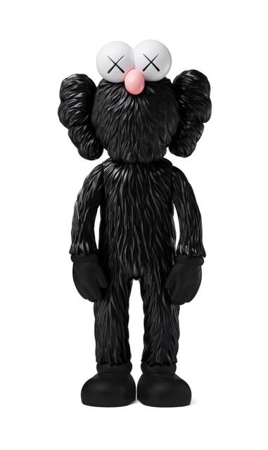 KAWS, 'BFF (Black)', 20158, Sculpture, Vinyl figure, ARTETRAMA