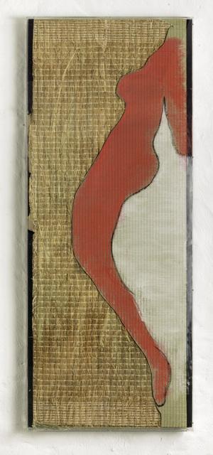 , 'Sirens (Cocteau I),' 2015, Galerie Guido W. Baudach