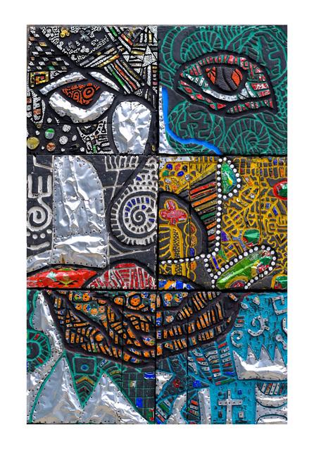 Gerald Chukwuma, 'NWANKWO; THE SON OF THE RICH', 2018, Kristin Hjellegjerde Gallery