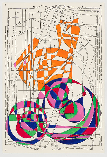 , 'The Mesopotamian Maze No.2,' 2017, Emmanuelle G Gallery