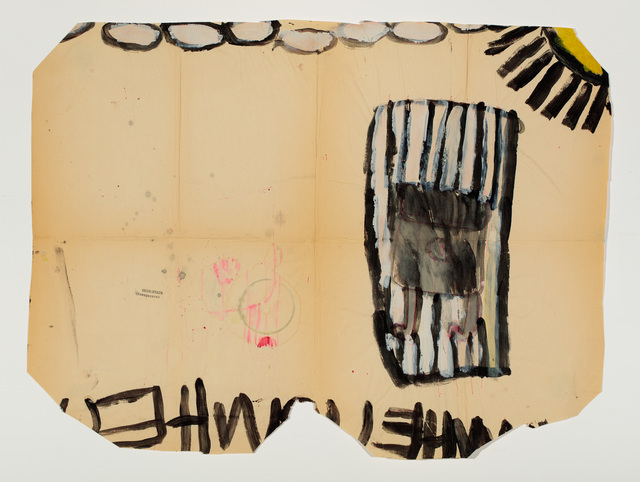 , 'Untitled (No. 19),' 1972-1980, Ricco/Maresca Gallery