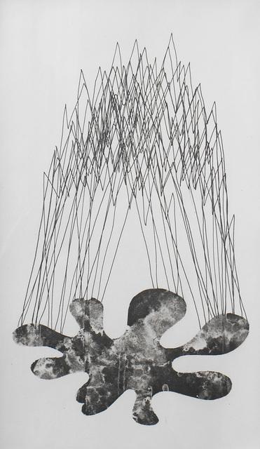 , 'Number 1,' 2012, JAYJAY