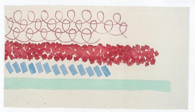 , 'Verde Sotto,' 1989, Wallector