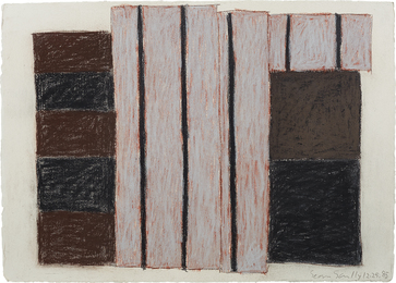Sean Scully, '12.25.85,' 1985, Phillips: 20th Century and Contemporary Art Day Sale (February 2017)