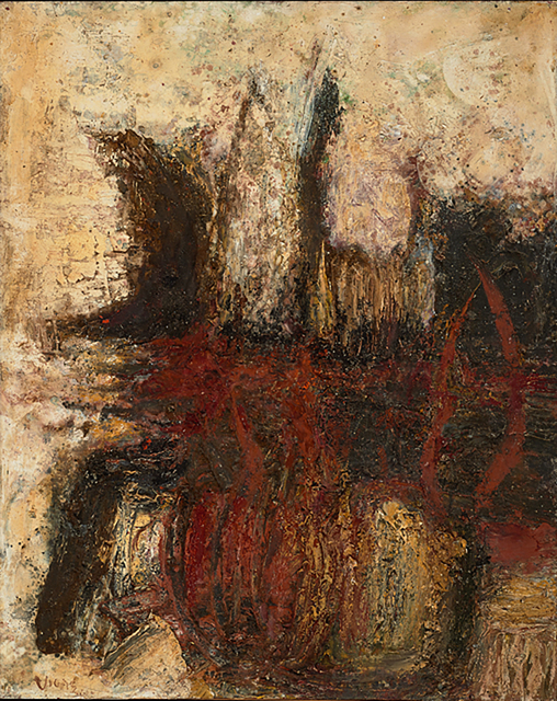 , 'Una Formación Primitiva,' 1961, Art Of The World Gallery