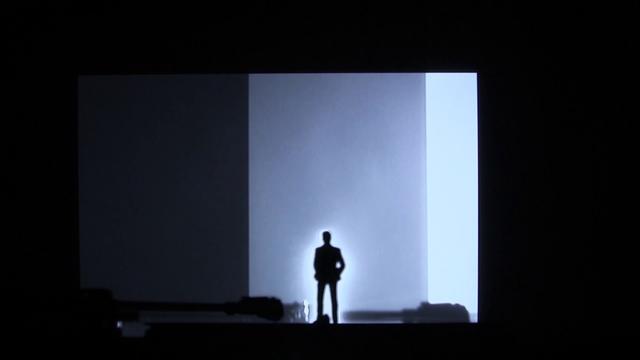 , 'Turning man,' 2015, Jérôme Poggi