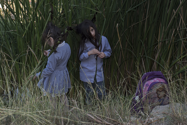 , 'School Girls,' 201, ILEX Gallery