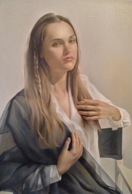 Roman Kriheli, 'The Most Beautiful Woman in the World', 2013, Avant Gallery