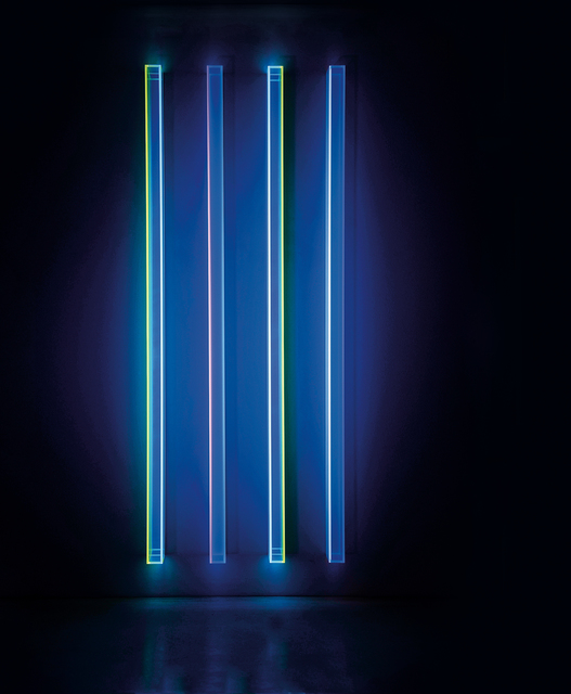 , 'Colormirror transparent blue green,' 2018, Dep Art Gallery