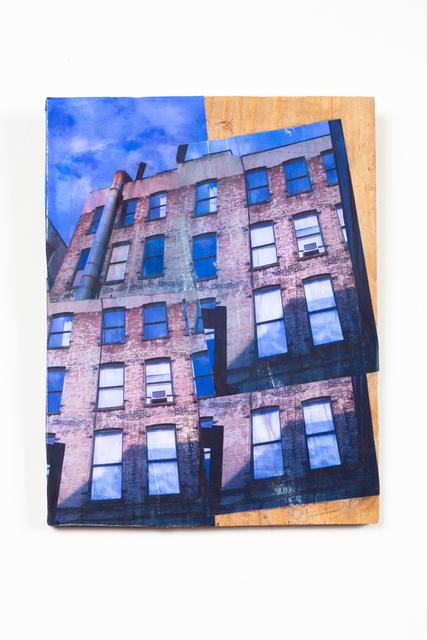 Karen Gibbons, 'Back Wall', 2012, 440 Gallery
