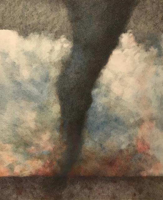 Laura Broaddus Hexner, 'Black Tornado', 2016, Cross Contemporary Art