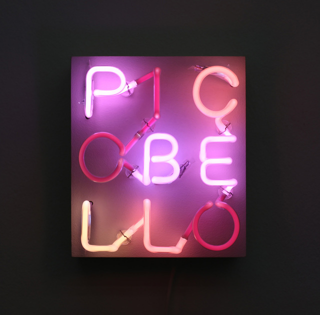, 'PICOBELLO,' 2014, Walter Storms Galerie